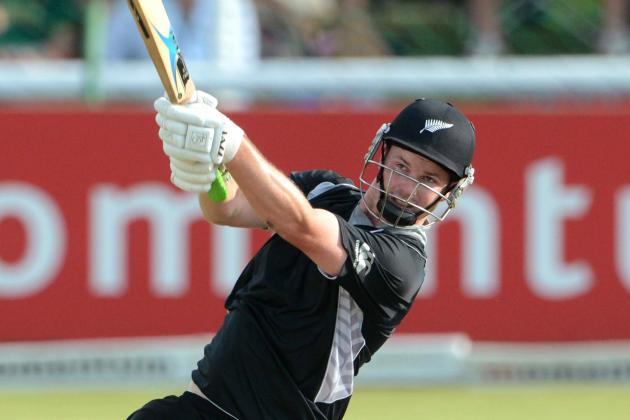 Bangladesh vs. New Zealand, Only T20I: Scorecard and Recap from Mirpur