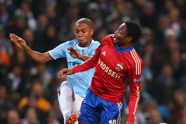 Fernandinho Injury: Updates on Manchester City Star's Status, Likely Return Date