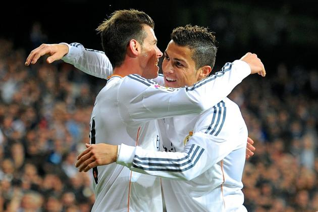 Gareth Bale Is Bringing out the Best in Cristiano Ronaldo