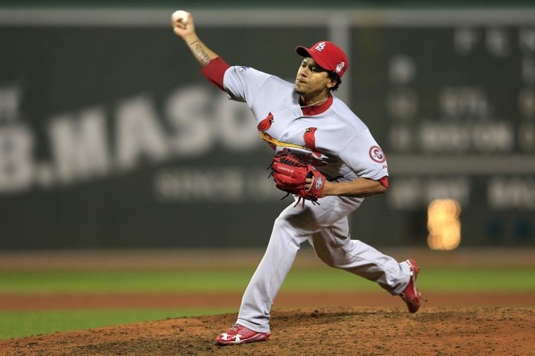 Projecting Carlos Martinez's Ceiling as an MLB Starting Pitcher