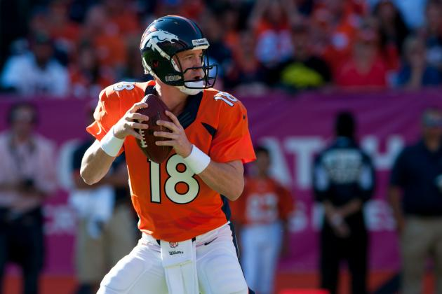 NFL Week 10 Picks: Predicting Entire Weekend Slate
