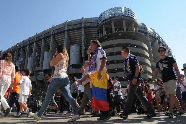 Microsoft Confirms Talks Over Renaming of Real Madrid's Bernabeu Stadium
