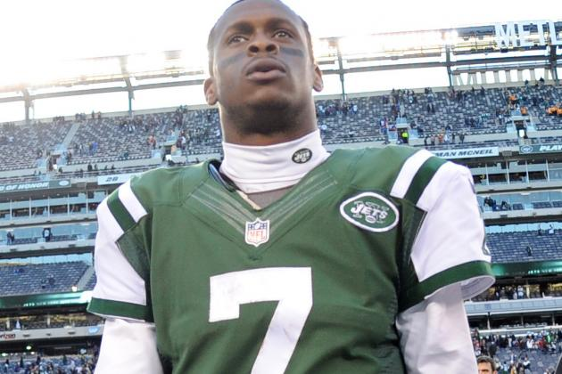 Jets QB Geno Smith May Have Been on to Something with Playoff Talk