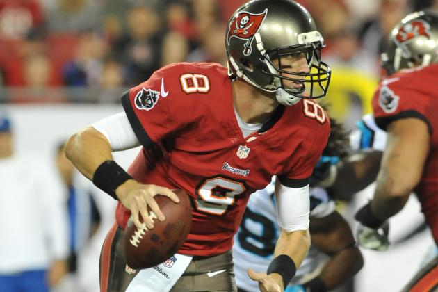 Fennelly: Bucs' Glennon Has More to Prove