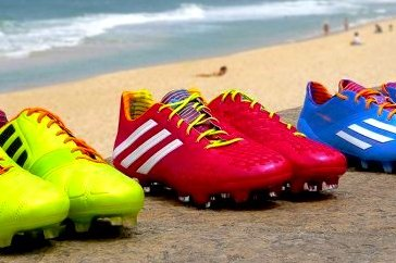 Adidas Unveil Garish 'Samba' Range of Boots Ahead of 2014 World Cup