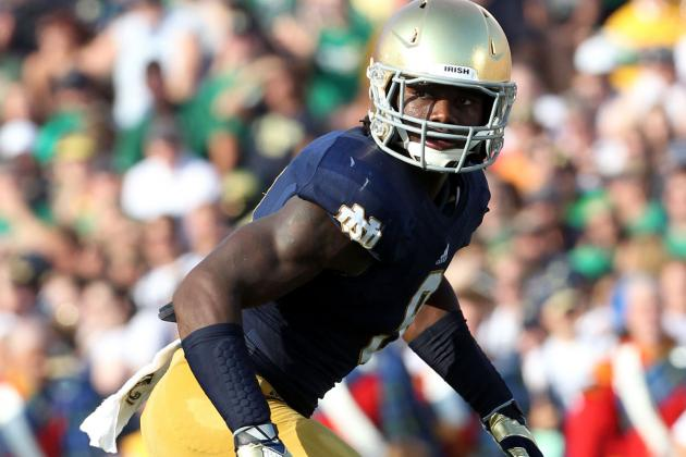 Jaylon Smith Quickly Becoming Indispensible Cog in Defense