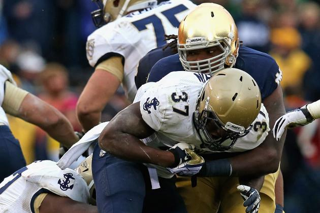 Notre Dame Happy to Lose Option at Pitt