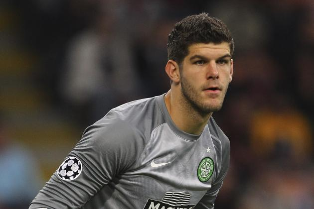 Celtic's Fraser Forster Ignores Hype, Begins Auditions for Club and Country