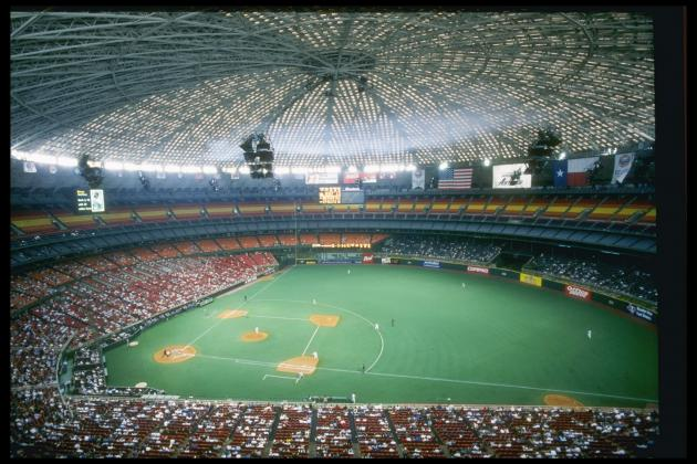 Houston Astrodome Facing Demolition After Texas Voters Reject Referendum