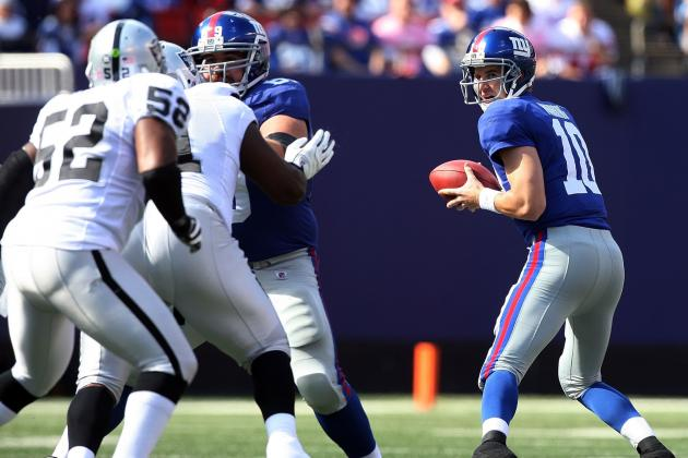 10 Things to Know About Giants-Raiders