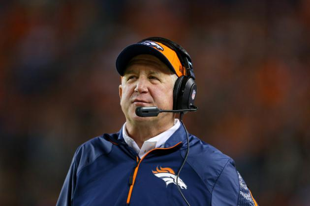 John Fox Up and Walking Day After Heart Surgery