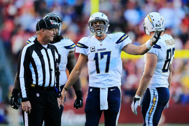 Midseason Report: San Diego Chargers