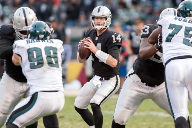 O'Brien on Matt McGloin: 'Nothing He Does Surprises Me'