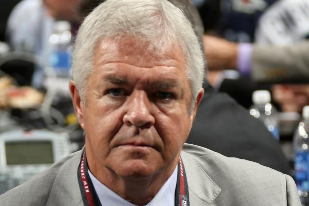 Panthers GM Tallon Promises Changes, Coach Stays for Now