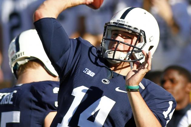 O'Brien Improving Patience While Continuing to Develop Hackenberg