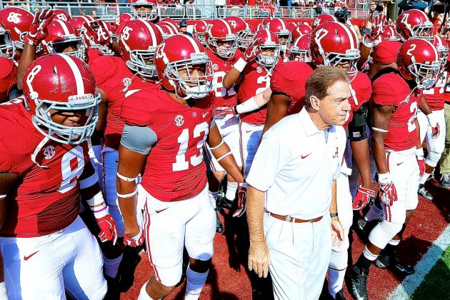 Relax, Alabama Fans; Nick Saban Will Retire in Tuscaloosa, Not Austin