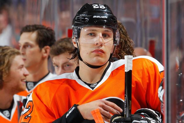 Luke Schenn Scratched Again vs. Hurricanes