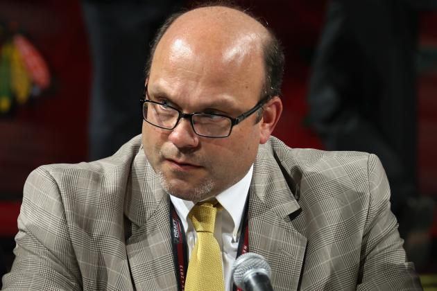 Chiarelli Admits Bruins' Style Hard to Play, but Also Says B's Need to Be Better