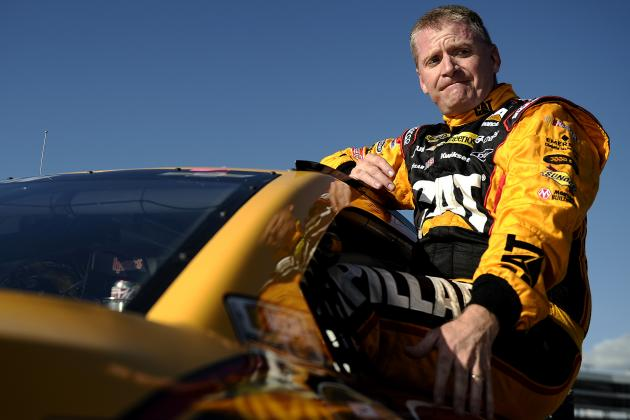 Jeff Burton to Make 1,000th Career NASCAR Start at Phoenix