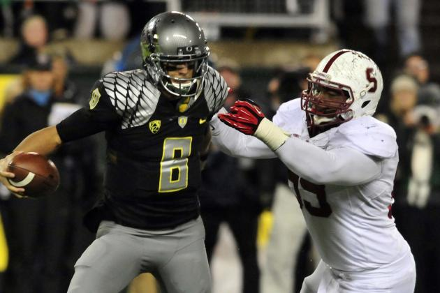 Oregon vs. Stanford Football: Betting Odds Analysis and Pick Prediction