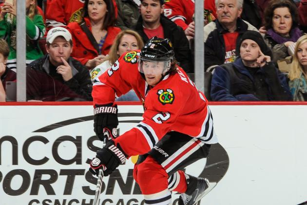 Chicago Blackhawks: Time to Climb the Western Conference Ladder