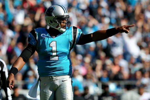 Midseason Report: Carolina Panthers
