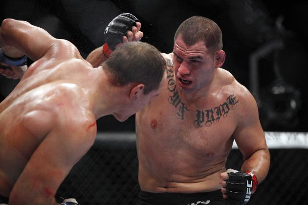 Report: Cain Velasquez vs. Fabricio Werdum May Be at UFC 172 in Mexico (UPDATE)
