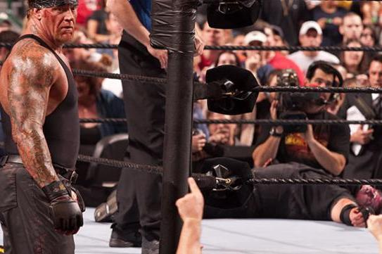 Wwe classic of the week undertaker vs vince mcmahon at for Classic house 2003