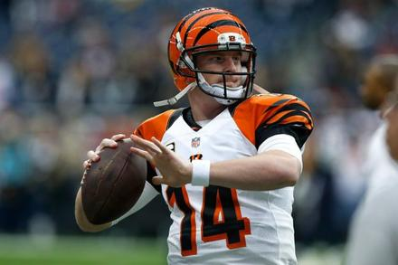 Andy Dalton: Week 10 Fantasy Outlook