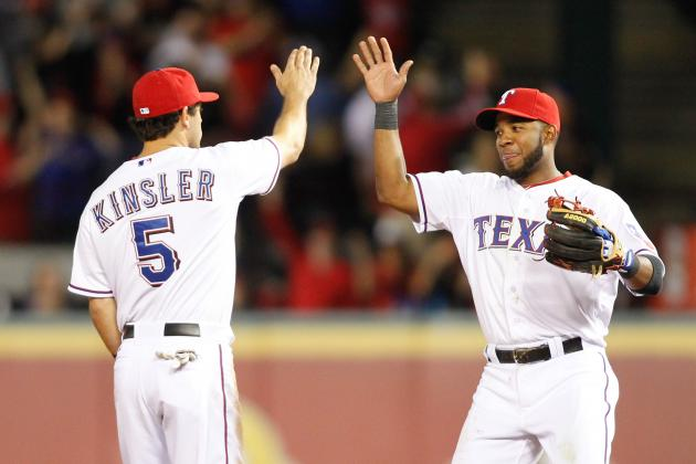 MLB Trade Rumors: Potential Elvis Andrus, Ian Kinsler Suitors This Winter