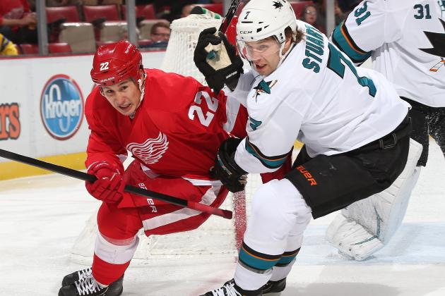 Report: Red Wings Place Tootoo on Waivers