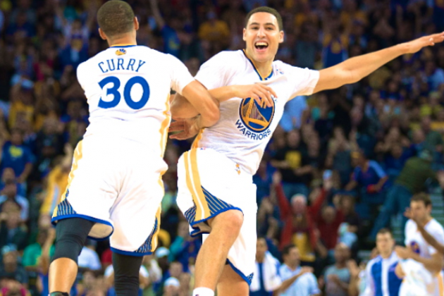 Golden State Warriors Sending Clear, Loud Message to NBA's Elite Teams