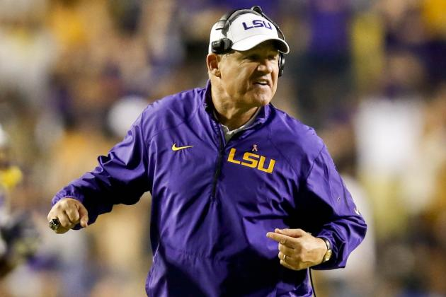 Why the Bye Week Benefits LSU More Than Alabama
