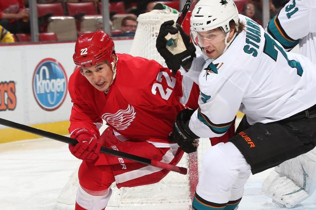 Jordin Tootoo Waived by Detroit Red Wings