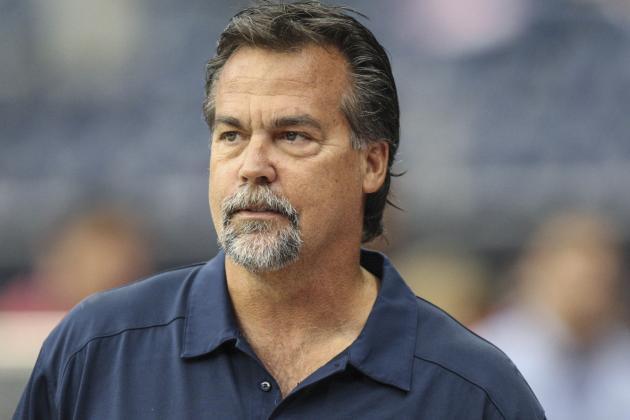 Fisher Sets Locker Room Standard for Rams