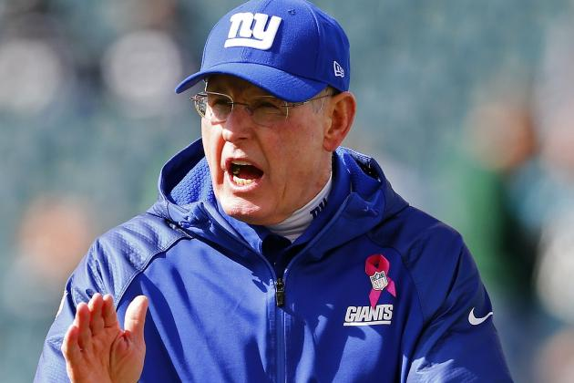 Tom Coughlin Plans to Revisit Hazing Conversation with NY Giants