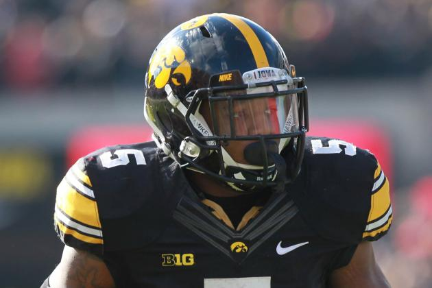 The Who, What, Where and When of Iowa Running Back