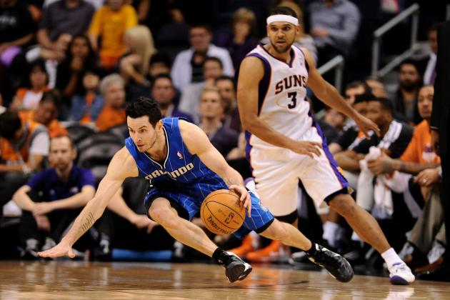 Early Returns from Jared Dudley and J.J. Redick Are...Promising
