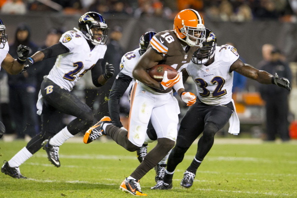 Greg Little Says Ravens' James Ihedigbo Choked Him During Game