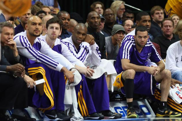 The One Massive Problem with LA Lakers That Kobe Bryant's Return Won't Fix