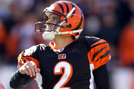 Mike Nugent: Recapping Nugent's Week 10 Fantasy Performance