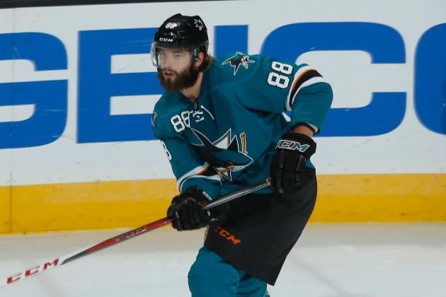 What's Going on with Brent Burns?