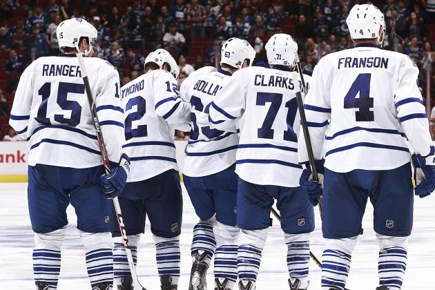 Mirtle: Are These Maple Leafs Better Than Last Year's Team?