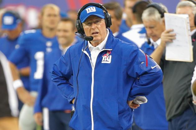 Midseason Stats That Matter: New York Giants