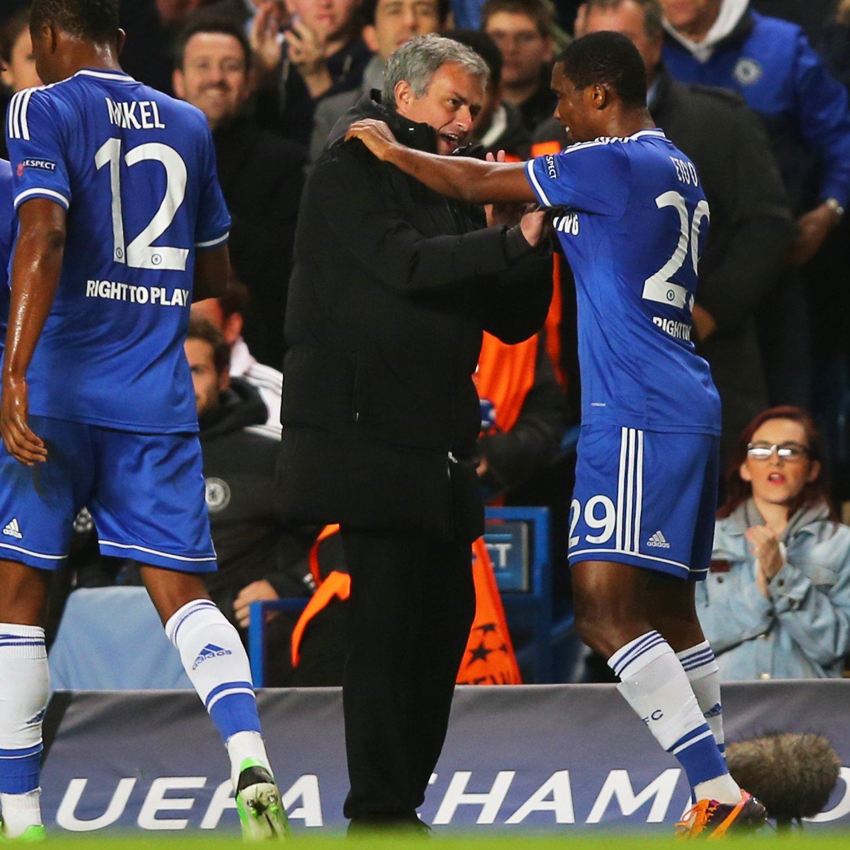 Psg Vs Chelsea Live Score Highlights From Champions: Chelsea Vs. Schalke: Live Score, Highlights, Recap