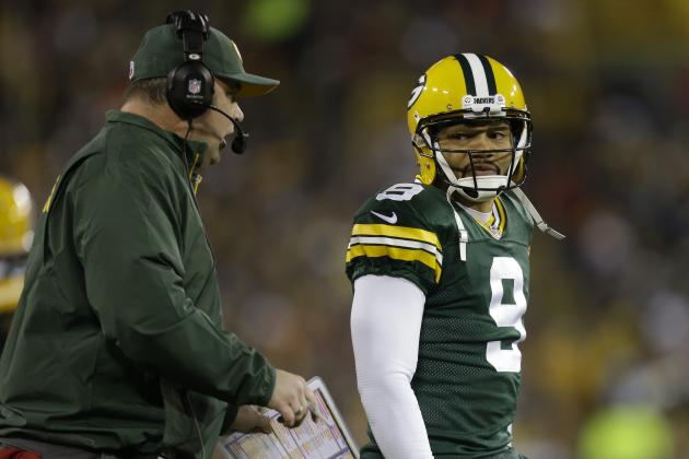 Can the Packers Really Trust Seneca Wallace in Absence of Aaron Rodgers?