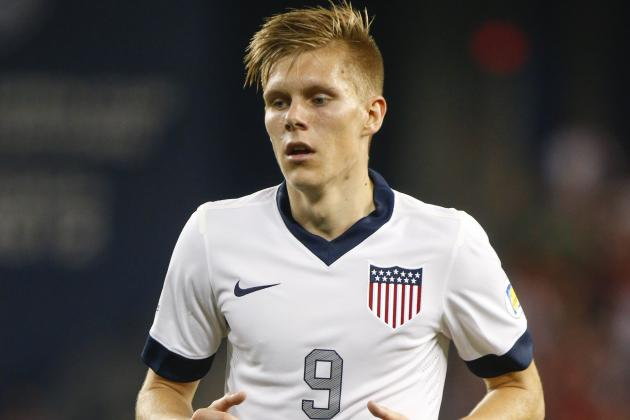 Can Aron Johannsson Be an X-Factor for USA in 2014 World Cup?