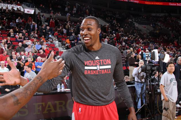 Dwight Howard Claims He Would Fight in UFC One Day for $10 Million