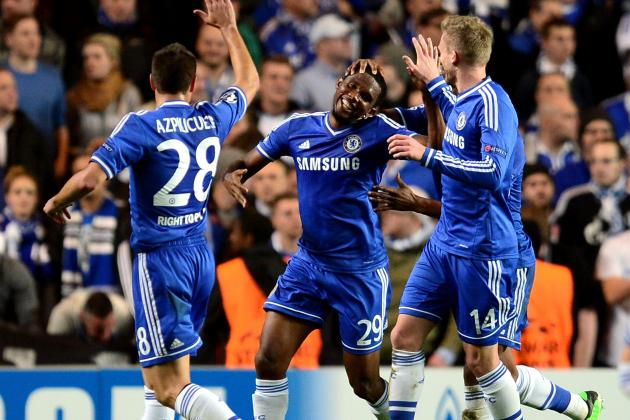 Eto'o Shines for Blues, but Mourinho Will Be Disappointed with Chelsea Display