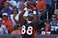 Demaryius Thomas: Week 10 Fantasy Outlook